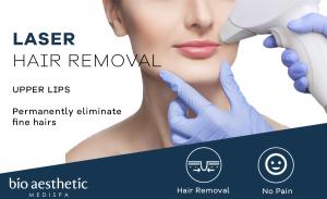 laser hair removal singapore bio aesthetic medispa