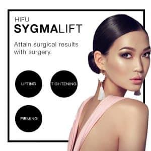 sygmalift hifu face lift singapore