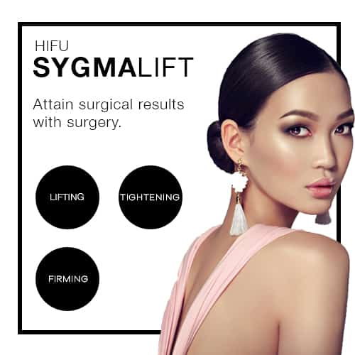 sygmalift hifu face lift singapore