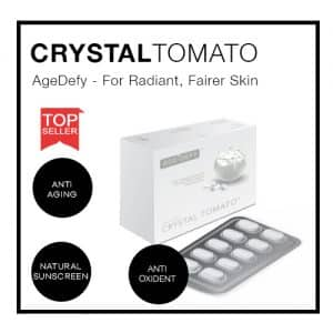 crystal tomato SINGAPORE BIO AESTHETIC