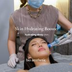skin hydrating booster - facial treatment singapore
